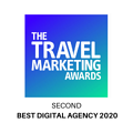 Digital Visitor comes second Travel Marketing Award for Best Agency 2020