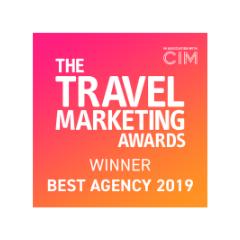 Digital Visitor wins Travel Marketing Award for Best Agency 2019
