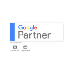 Google partner in Search and Display Advertising
